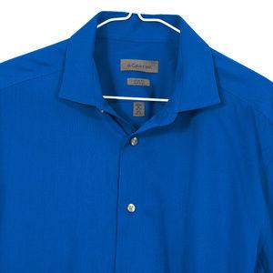 CK Calvin Klein Shirt Size 16 #00288